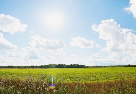 Панорама местности