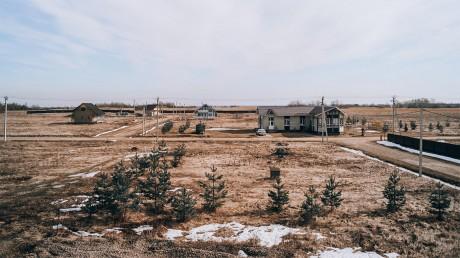 Свежие фотографии посёлка, март 2020