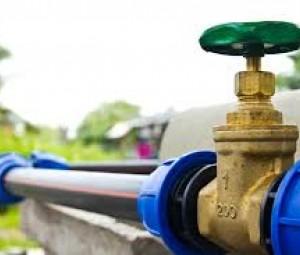 Строительство центрального водоснабжения завершено на 80%